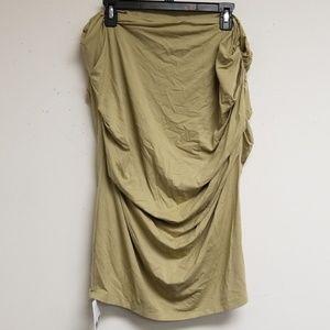 NWT MM Lafleur Dune Grass Soho Skirt Size 3X